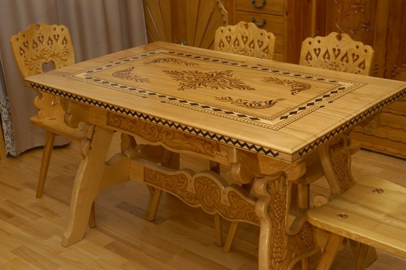 Ława rozkładana, stół rozkładany